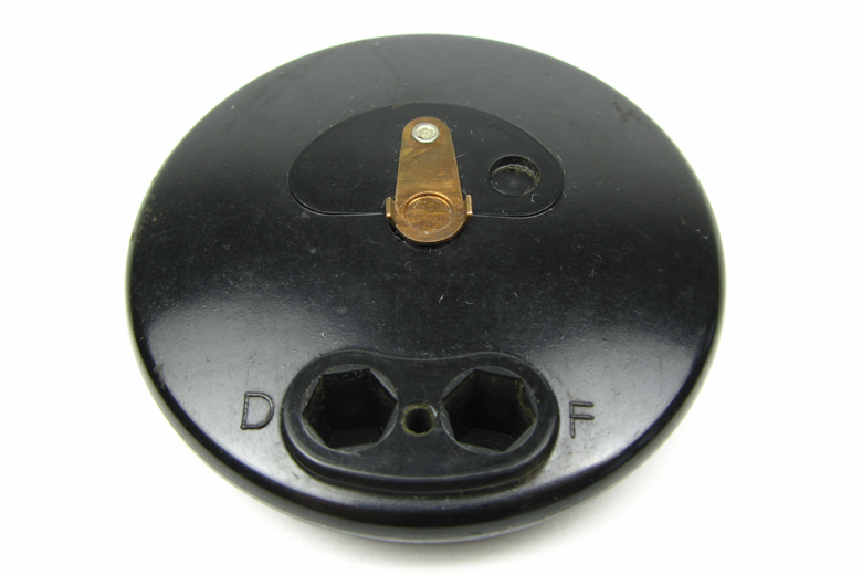 Generator End Cap