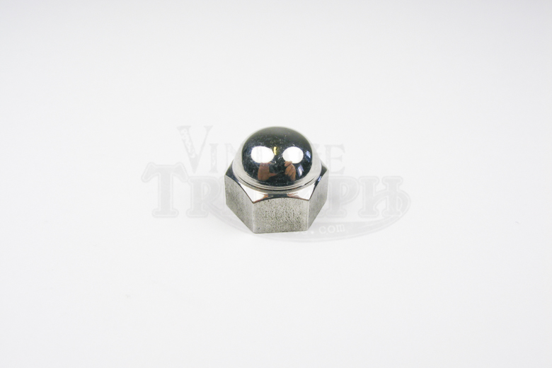 Oil Feed Line Nut-Stainless