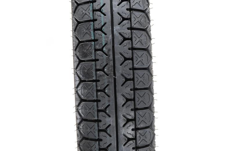Tire - 4.00H18 Conti Twin K112, Rear.