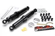 "Shock Set - Progressive Dampening Units, 13"" Form Eye To Eye. High Quality Replacement Shocks For All Triumph Models. Springs Sold Sepretly."
