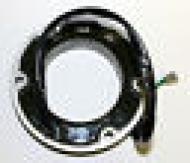 12V 10AMP 2 Wire Stator For Triumph Motor Cycles up to 1975. Replaces Lucas PN#:47205