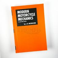 This is a Modern Motorcycle Mechanics manual. It is a 7th edition reprint by JB Nicholson. Covers British,American, & Japanese Bikes up to 1970's 760 pages.