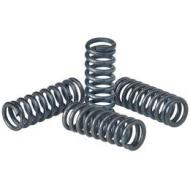 """Clutch spring for Triumph clutch basket / pressure plate.   Triumphs take four springs, or use three of these in your 500 / 650 / 750 c.c. Triumph or BSA A50 / A65 and keep the fourth as a spare.   These are slightly lighter duty and will help keep a tighter clutch when engaged.   59lb @ 1.185""""    /  45 LBs  @ 1.325""""  ** 1.185"""" = stud flush with head of clutch nut **"""