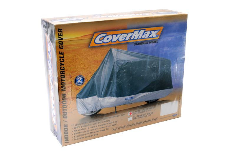 Motorcycle Cover - Quality Motorcycle Cover To Fit All Triumph Models. Comes With 2 Year Limited Warranty