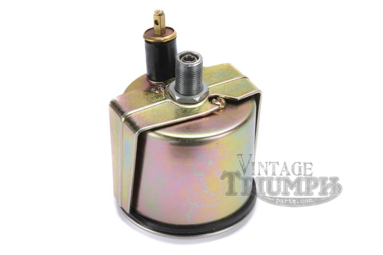 TRIUMPH T20 CUB Speedometer ReplicaChrome Bezel