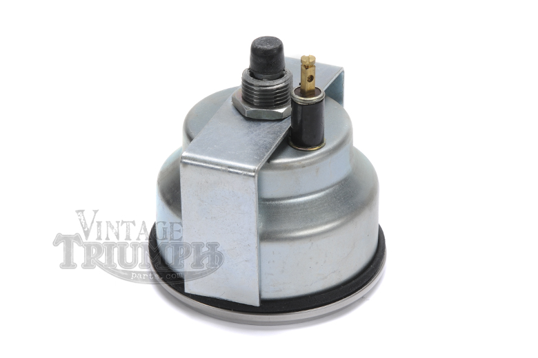 Speedometer Gauge 0-150 MPH Black  Smiths Replica  -Royal Enfield, BMW, Norton