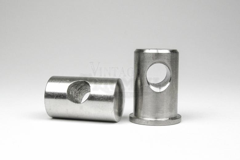 Rear Brake Pin - Late - Oversized
