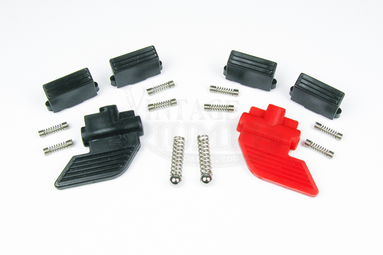 Switch Lever Repair Kit BLK/RED