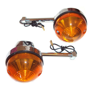 Turn Signal Short Stem-Pair
