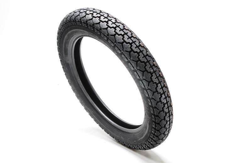 Tire, Rear  -  4.00