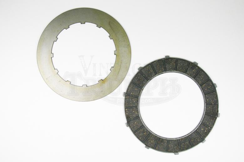 Clutch Plate -Singles