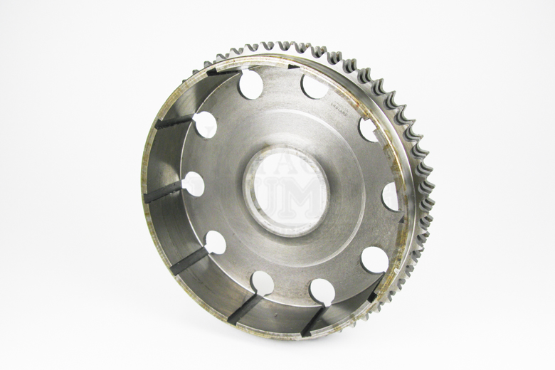 Chain Wheel -T140 Alloy- UK