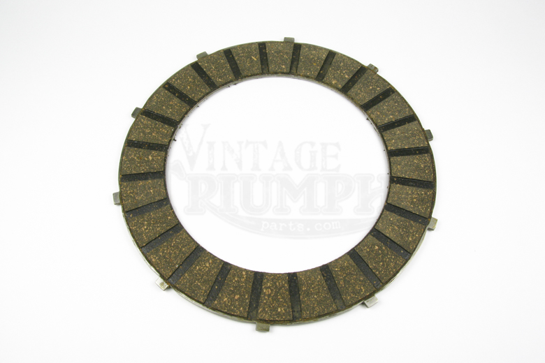Clutch Plate - Friction - Twin- USA