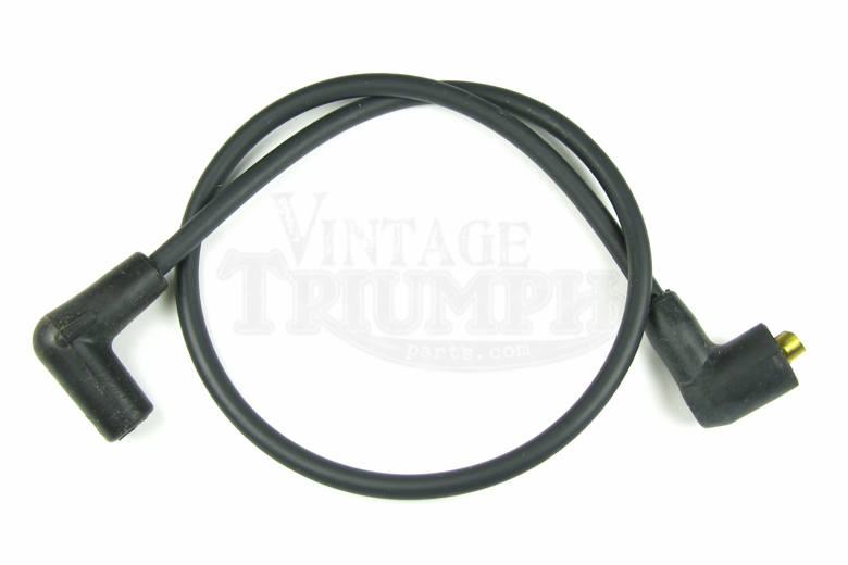 Spark Plug Lead - 24in Resistor OIF & 3cyl