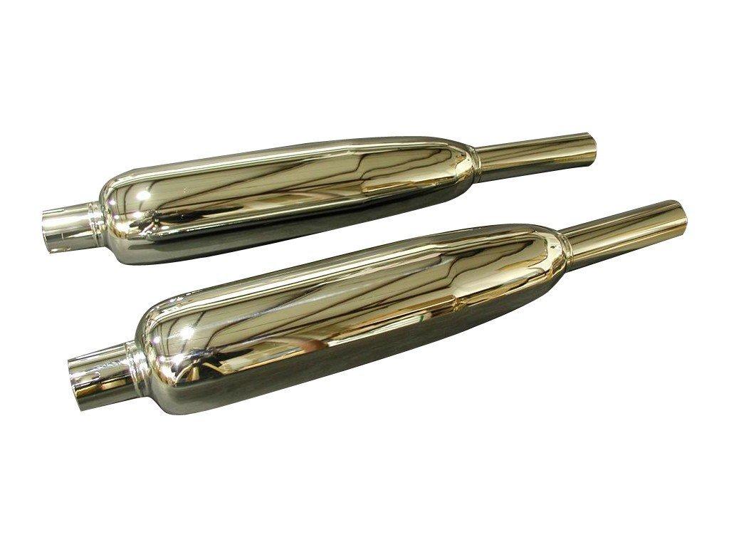 Muffler for T120 63-70