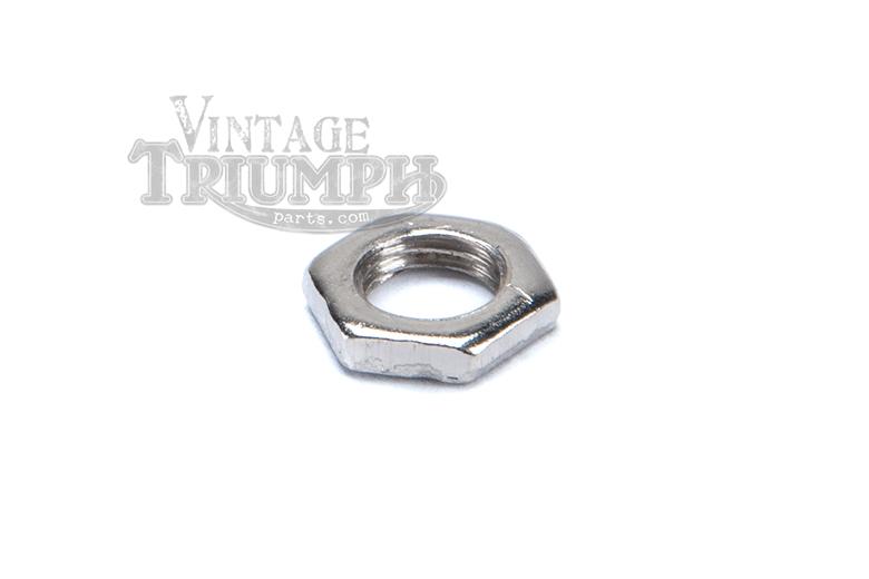 Cable Adjuster Lock Nut, For A Carburetor