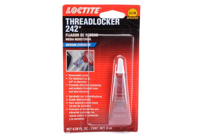 Threadlocker 242 - Medium Strength Blue Thread Locker