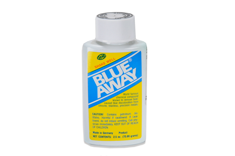 Blue Away - Exhaust Polish