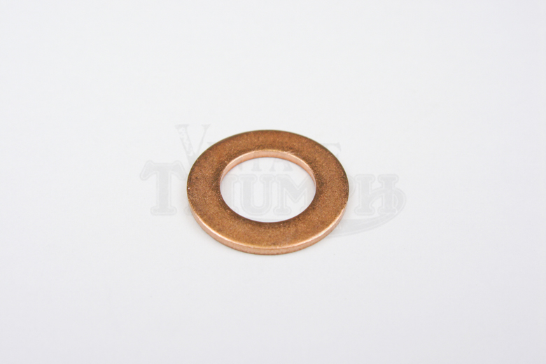 Oil Feed Line Copper Washer