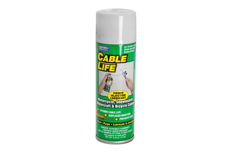 Cable Life - 6.25oz. Aerosol Cable Lube
