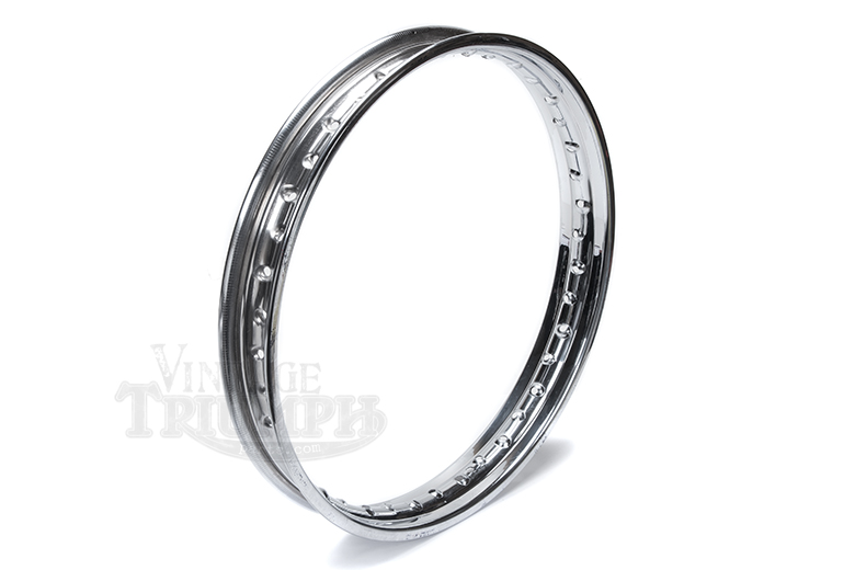Reproduction Polished Stainless Rim