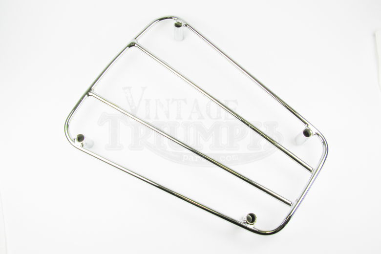 Gas Tank Package Rack - 54-66 - Stainless