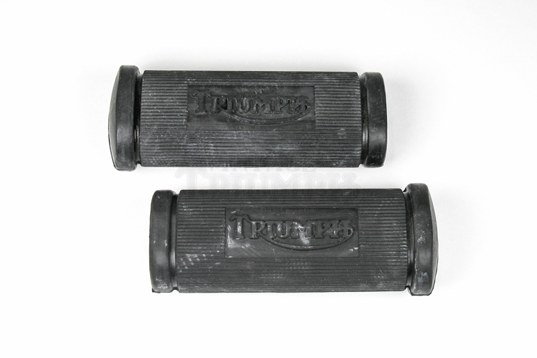 Footrest Peg Rubber T20/TR5