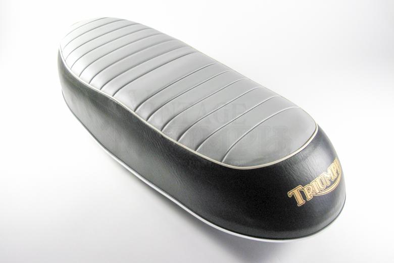 Seat - T100/120 1967 - Grey Top - India