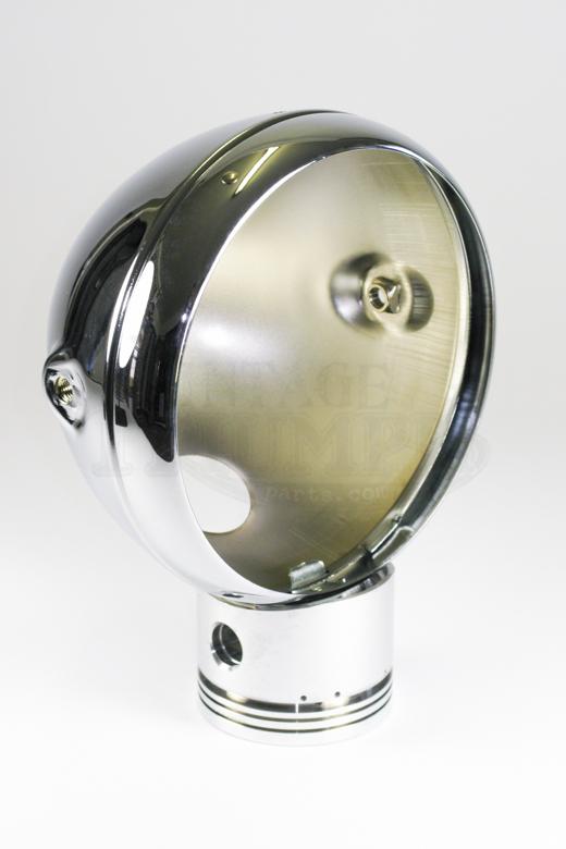 Headlamp Shell W/Rim No Holes