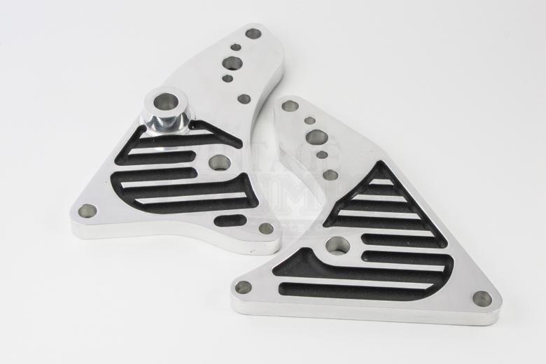 Engine Plate Set- Billet Aluminum