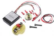 Electronic Ignition. Boyer Brandsden MKIII Ignition Kit For Triumph And BSA Unit Twins With 12volt Electrical Systems. Eliminates Stock Points System Providing Precise Timing For More Even Idle And Throttle Response. To Provide Best Results It Is Recomended That 6volt Coils Are Used.